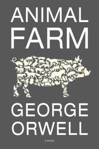Animal Farm  50th (Anniversary) edition cover