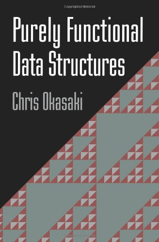 Purely Functional Data Structures   1999 edition cover