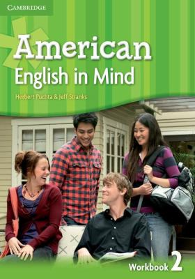 AMERICAN ENGLISH IN MIND LEVEL 2 WORKBOOK  N/A 9780521733502 Front Cover
