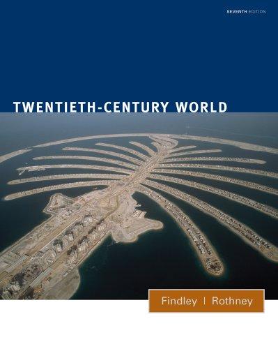 Twentieth-Century World  7th 2012 (Revised) 9780547218502 Front Cover