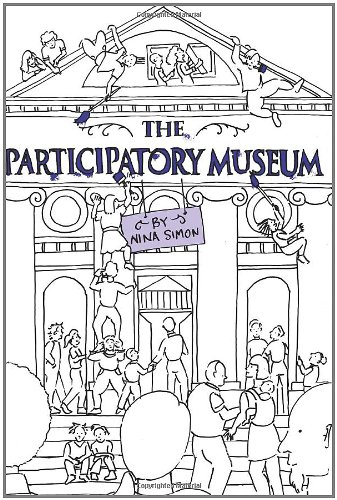 The Participatory Museum:   2011 edition cover