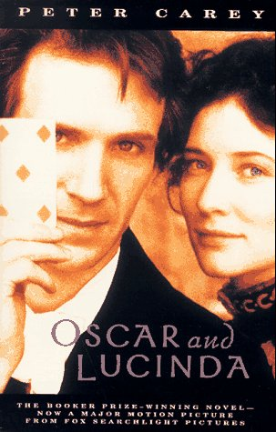 Oscar and Lucinda  Movie Tie-In edition cover