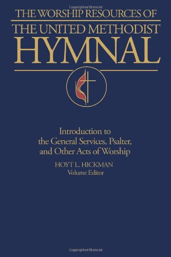 Worship Resources of the United Methodist Hymnal  N/A 9780687431502 Front Cover