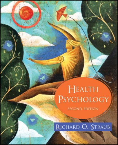 Health Psychology A BioPsychoSocial Approach 2nd 2007 edition cover