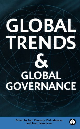 Global Trends and Global Governance   2001 9780745317502 Front Cover