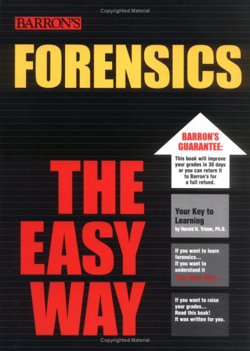 Forensics the Easy Way   2005 edition cover