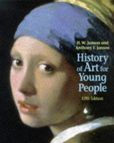 History of Art for Young People 5th 1997 edition cover
