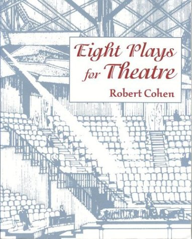 Eight Plays for Theatre   1988 9780874848502 Front Cover