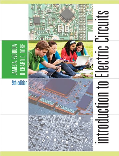Introduction to Electric Circuits  9th 2014 edition cover