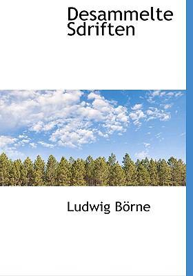 Desammelte Sdriften N/A edition cover