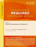 SAM 2013 Assessment and Training V1. 0 Printed Access Card  N/A 9781285458502 Front Cover