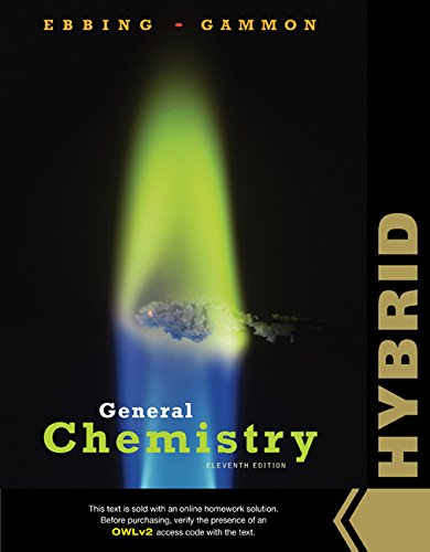 General Chemistry: Hybrid Edition  2016 9781305673502 Front Cover