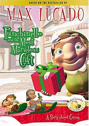 Punchinello and the Most Marvelous Gift:   2004 9781400303502 Front Cover