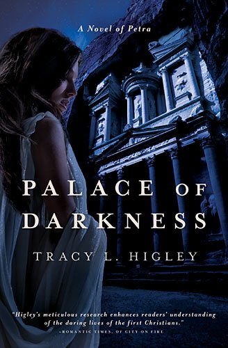 Palace of Darkness A Novel of Petra  2014 9781401687502 Front Cover