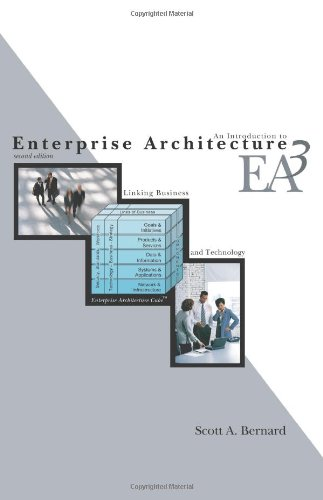 Introduction to Enterprise Architectu  2nd 2005 edition cover