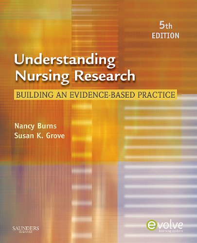 Understanding Nursing Research Building an Evidence-Based Practice 5th 2011 edition cover
