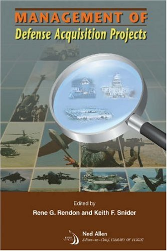 Management of Defense Acquisition Systems   2008 edition cover