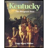 Kentucky : The Bluegrass State 1st 2001 9781567330502 Front Cover