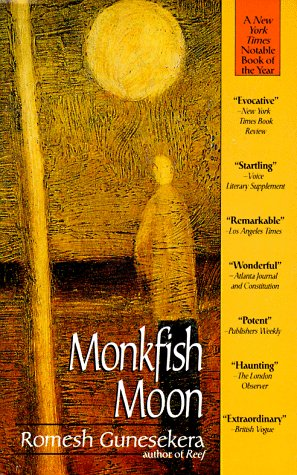 Monkfish Moon  N/A edition cover