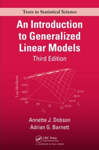 Introduction to Statistical Modelling  3rd 2008 (Revised) edition cover
