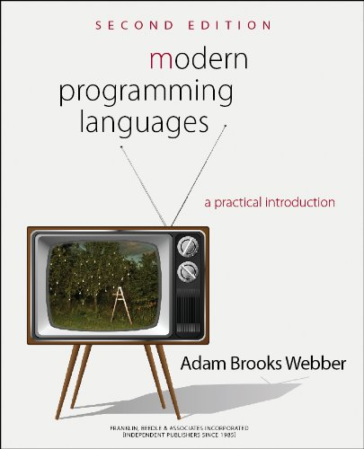 Modern Programming Languages A Practical Introduction N/A edition cover