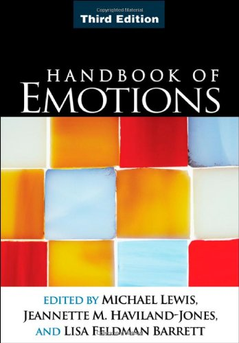 Handbook of Emotions  3rd 2008 (Revised) edition cover