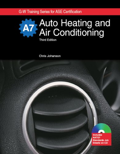 Auto Heating and Air Conditioning  3rd 2009 edition cover