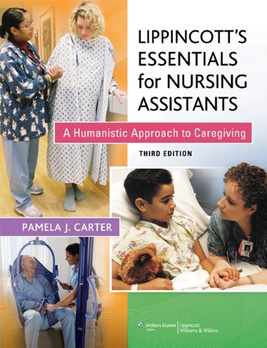 Lippincott's Essentials for Nursing Assistants  3rd 2013 (Revised) edition cover