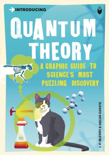Quantum Theory A Graphic Guide to Science's Most Puzzling Discovery  2007 edition cover