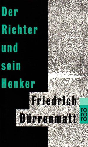 Richter und Sein Henker 1st 1970 edition cover