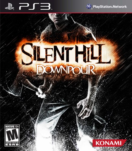 Silent Hill: Downpour PlayStation 3 artwork