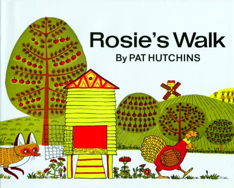 Rosie's Walk   1968 9780027458503 Front Cover