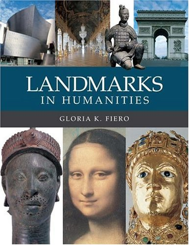 Landmarks in Humanities   2006 edition cover