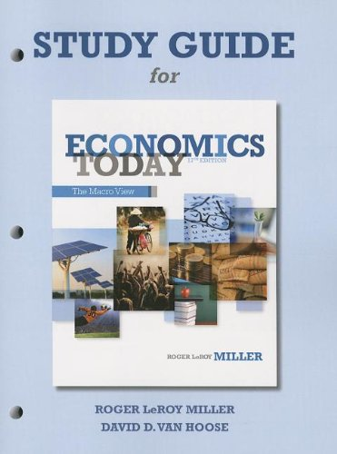 Economics Today: The Macro View  2013 edition cover