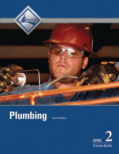 Plumbing Level 2 Trainee Guide  4th 2014 edition cover