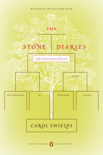 Stone Diaries   2008 (Deluxe) 9780143105503 Front Cover