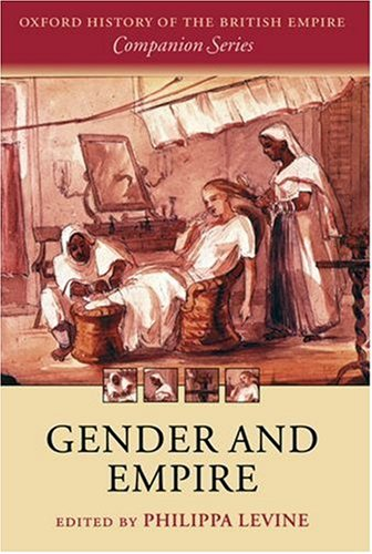Gender and Empire   2007 edition cover