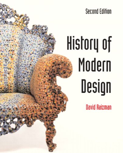 History of Modern Design  2nd 2011 edition cover