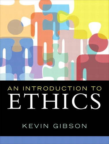 Introduction to Ethics, an Plus MySearchLab with EText -- Access Card Package   2014 edition cover