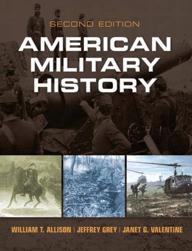 American Military History A Survey from Colonial Times to the Present 2nd 2013 (Revised) edition cover
