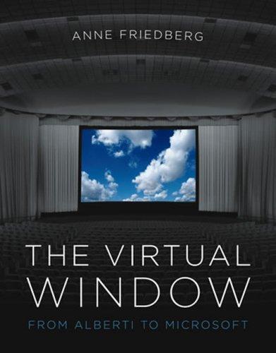 Virtual Window From Alberti to Microsoft  2009 edition cover