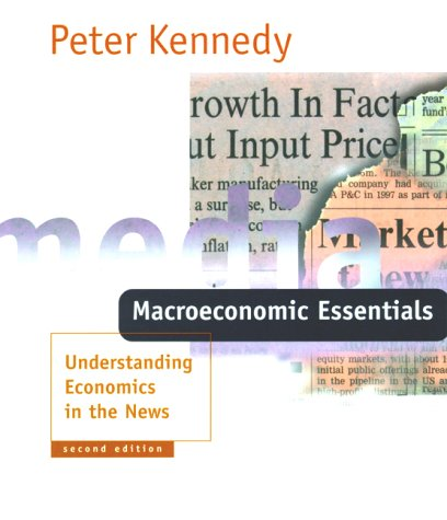 Macroeconomics Essentials Understanding Economics in the News 2nd 2000 edition cover