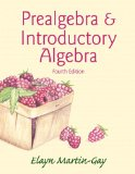 Prealgebra and Introductory Algebra Plus NEW MyMathLab with Pearson EText -- Access Card Package  4th 2015 edition cover