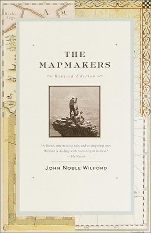 Mapmakers   2000 (Revised) edition cover