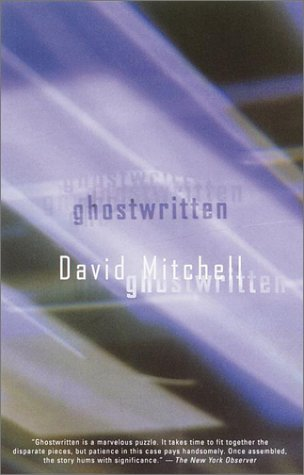 Ghostwritten   2001 (Reprint) edition cover