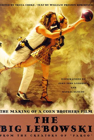 Big Lebowski The Making of a Coen Brothers Film N/A edition cover