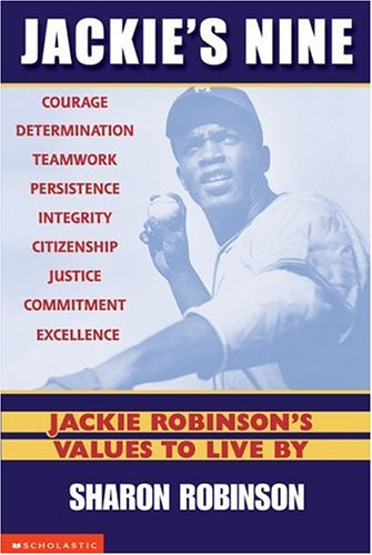 Jackie Robinson's Values to Live By  N/A edition cover