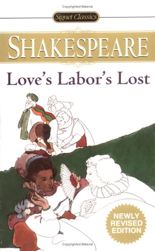 Love's Labour's Lost  2nd 2004 edition cover