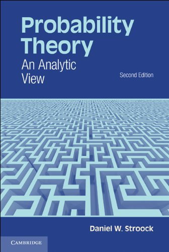 Probability Theory An Analytic View 2nd 2011 (Revised) 9780521132503 Front Cover
