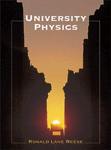 Student Answers to Questions in University Physics   2000 9780534396503 Front Cover